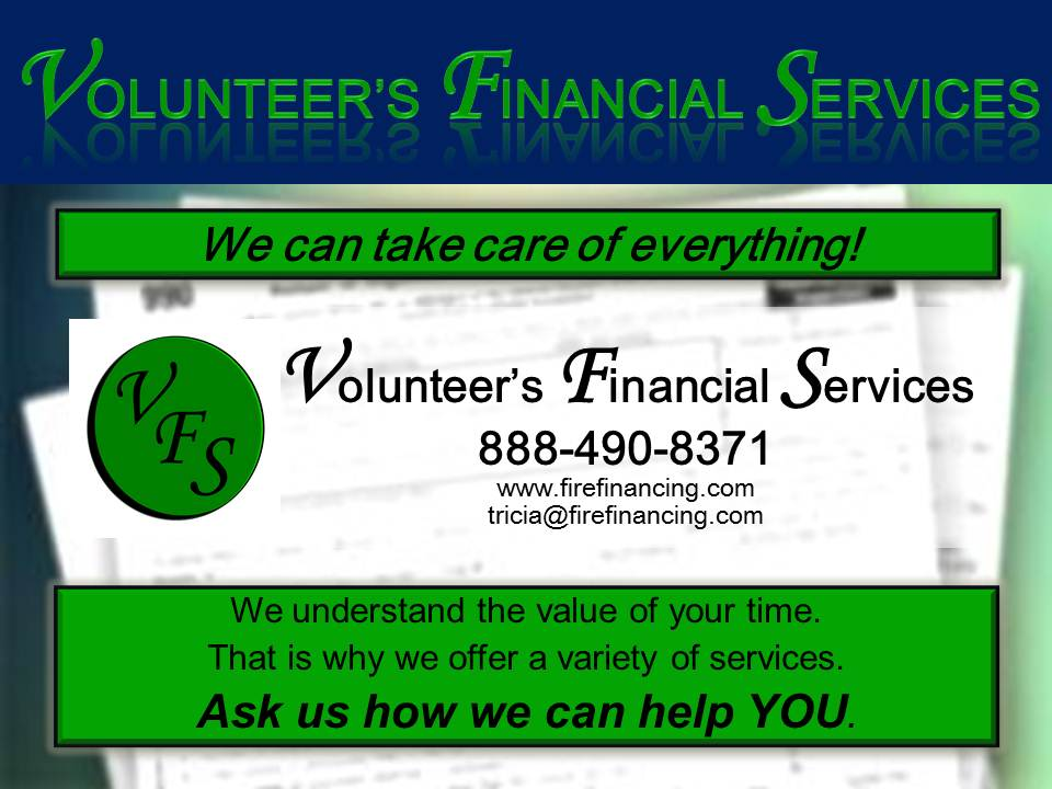 Volunteer's Financial Service