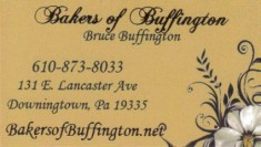 Bakers of Buffington