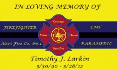 Tim Larkin Memorial